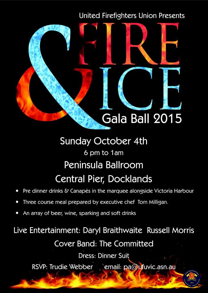 UFU fire & ice ball poster 08-2015